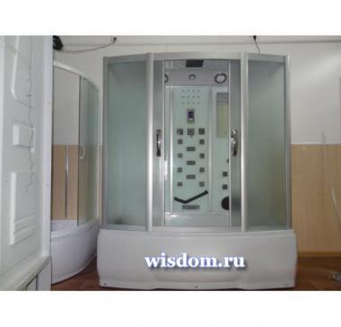 Продается ДУШЕВАЯ КАБИНА 150х80 (новая, но без упаковки) Wisla_150_80_50_mt_tn_b