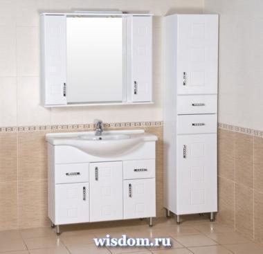 Мебель в комнату эконом Смеситель Migliore Axo Swarovski ML.AXO-625F CrDo для биде