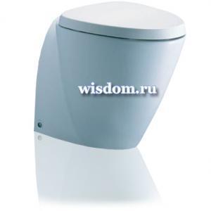 Ceramica Dolomite Sweet Life.Unitaz Pristennyj Ceramica Dolomite Sweet Life J414300 Italiya
