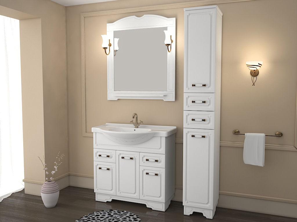 Мебель для ванной асб мебель астра декор
